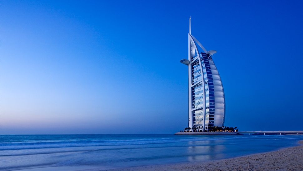 The most expensive hotels in the world the happy guide Burj al arab architecture